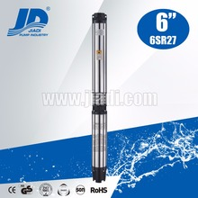 "6"" 6SR27 deep well submersible pump manufacturers"