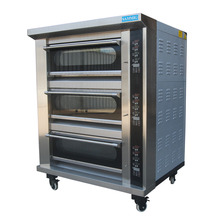 3 layer bakery electric stove