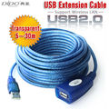 DIPO usb data cable extension up to 10 meters china