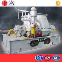 Professional Industrial Driven Equipment Used Steam Turbine Generator For Sale