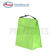 2017 Foldable Insulated Polyester Lunch Cooler Bag