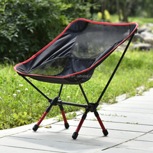 hot sell light camping nylon lightweight aluminum metal folding chair wilson and fisher patio furniture
