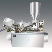 Automatic Cosmetictube Filling Sealing Packing Machine