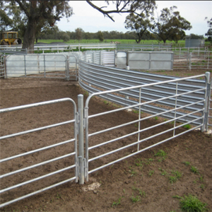 popular livestock fence for sheep/horse/cattle,portable livestock fence panel,chinese livestock fence trailer for sale