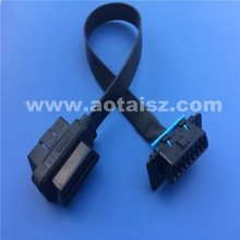 S06 China manufacturer cable OBD flat cable for gm global diagnostic system 2