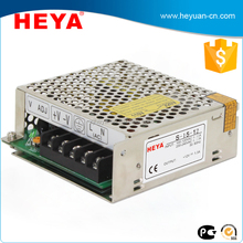 Factory price 15W AC to DC 5V/12V/24V Switching Mode Power Supply