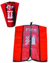 PVC fire extinguisher cover price