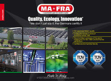 MAFRA EUROPEAN LEADER OF CAR CARE PRODUCTS