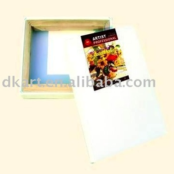 Artist Stretched Canvas with Frame Board Painting Panel