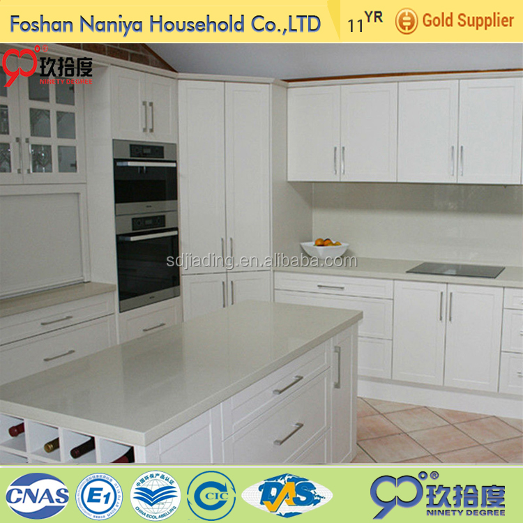 Modern storage home and kitchen cabinet with glossy finish for project made in foshan china