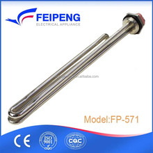 FP-571 Hot Sell Copper Electric Instant 12V Water Tank Heater
