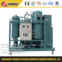 ZJC Hydraulic Turbine Oil Purifier, oil Demulsify recovery machine