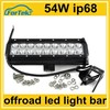 12v/24v 4x4 offroad accessories led tuning light bar 54W