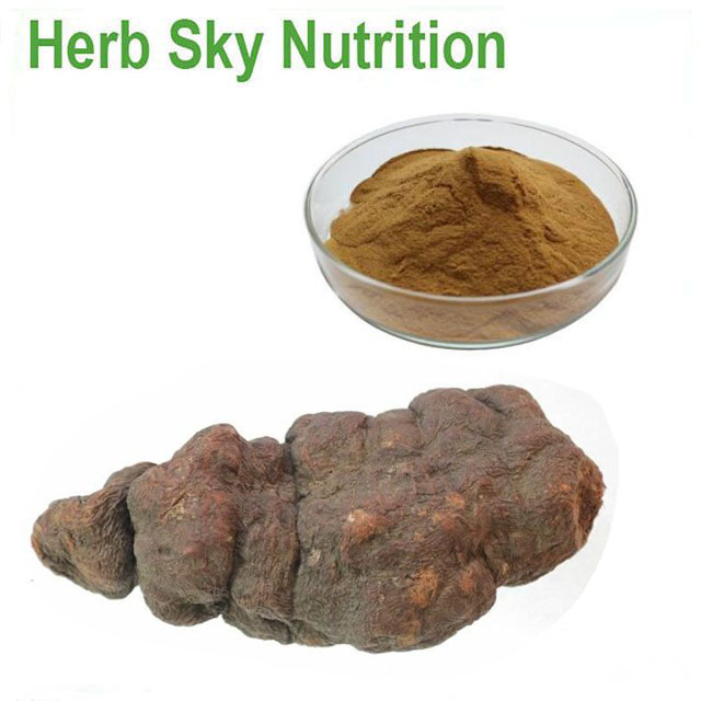 plant extract Polygonum Multiflorum Root Extract/He Shou Wu Extract/Fallopia Multiflora Extract Powder with free shipping