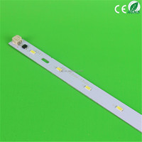 wholesale 5w 5730 AC led pcb strip moudle ceiling light 350MM led pcb strip
