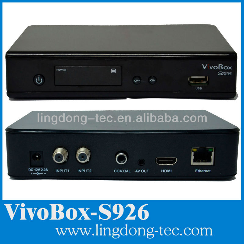 azclass / vivobox s926 with free iks sks nagra 3 decoder vivo box stable than azbox bravissimo azbox premium hd azfox s2s