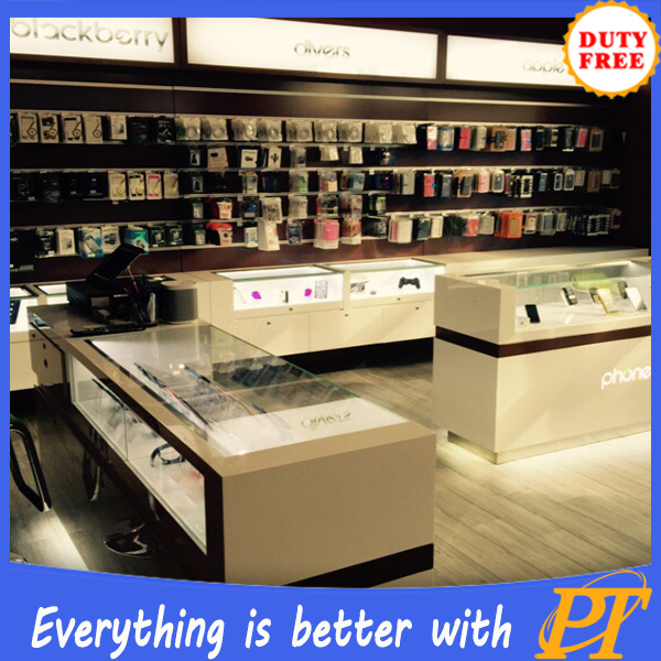 Mobile phone shop decoration , mobile shop decoration ideas for store furniture