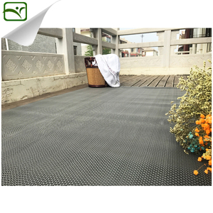 YIMEI hot sale PVC outdoor use plastic mesh flooring