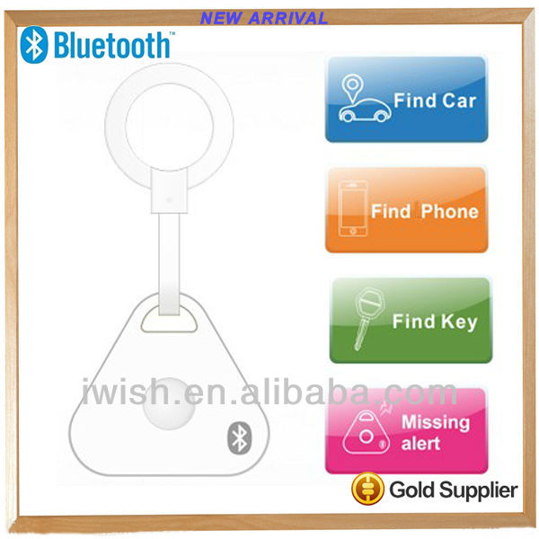 credit card shaped rf key finder for iphone ipad ipod car