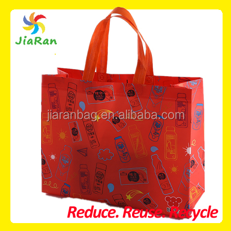 New Style Budget Non Woven Shopping Gift Paper Bag