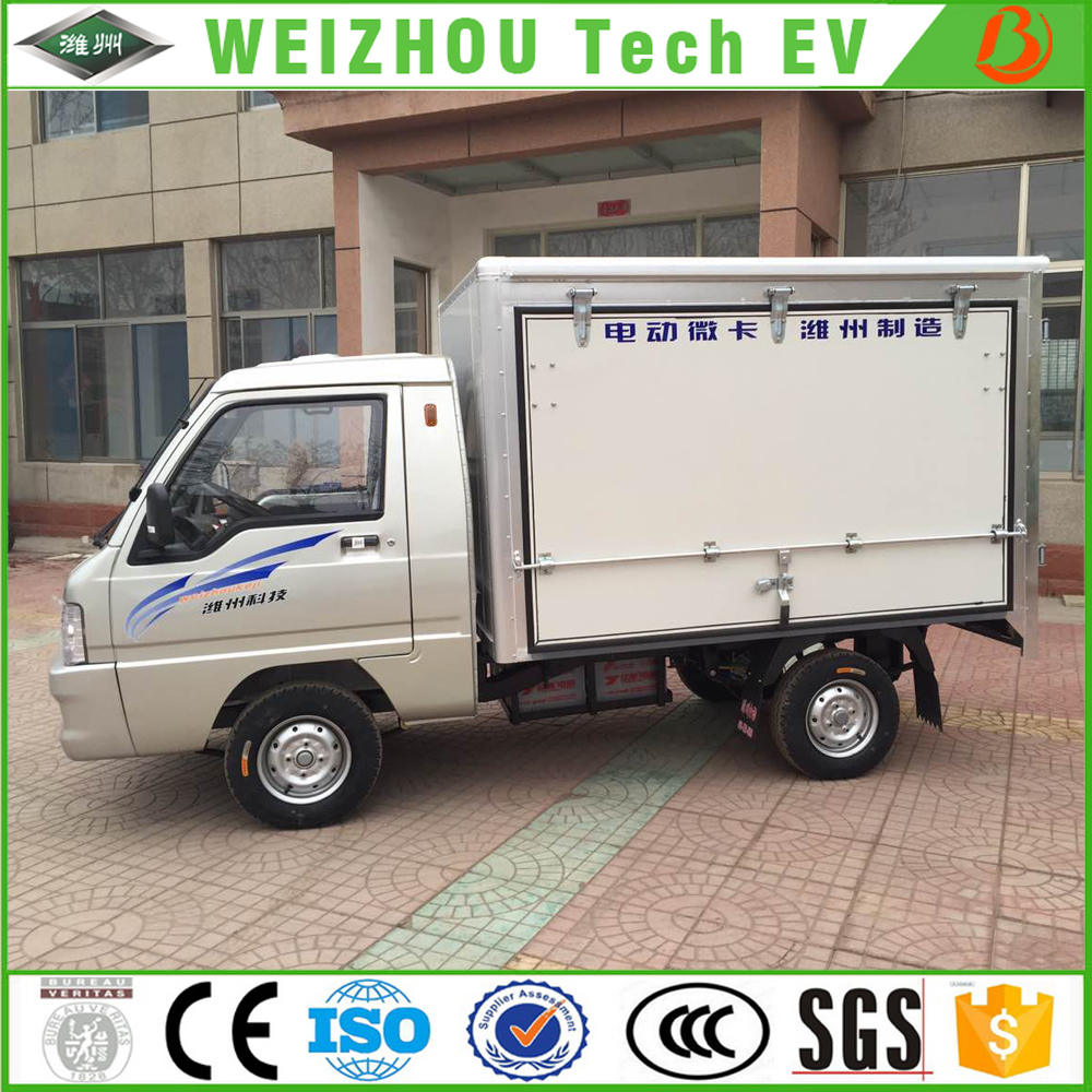 Small Electric Cargo Van For Sale