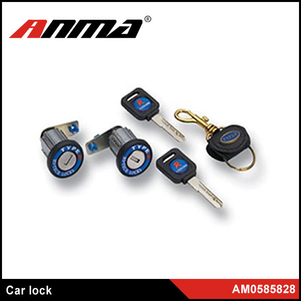 Professional car accessories factory makes best anti-theft car lock