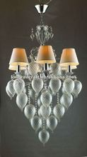Cooper crystal lighting fixture parts