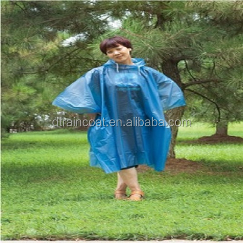 100% waterproof bicycle raincoat hooded rain poncho