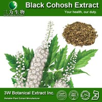 Medical Grade Cimicifuga Racemosa Extract Powder/Black Cohosh PE./Black Cohosh Root P.E
