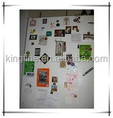 Magnet inkjet printingable photo paper;Magnetic photo printing paper;Fridge magnet sticker;