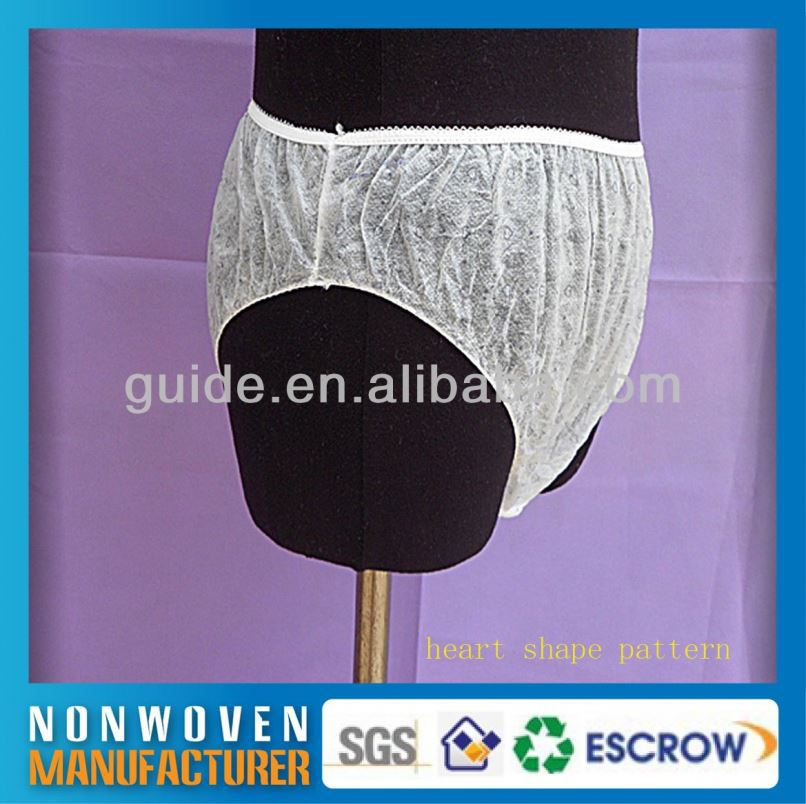 Wholesale Lower Price Non Woven Sexy Transparent