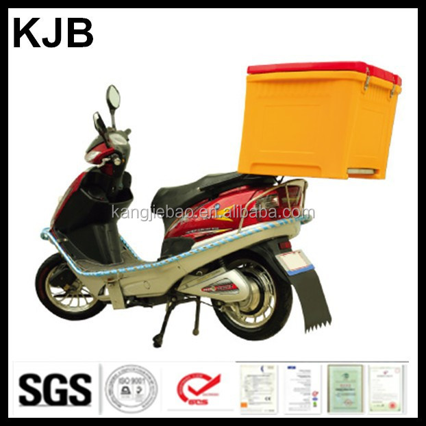 KJB-W01 MOTORCYCLE DELIVERY BOX, INSULATED BOX, SCOOTER FOOD DELIVERY BOX