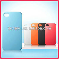 custom for iphone 4 silicone rubber cases