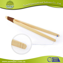 Natural home bamboo utensils for bread