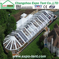 Transparent Clear Roof Party Wedding Tent