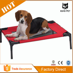 Elevated Foldable Outdoor Dog Bed