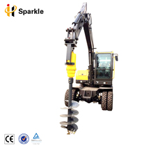 High quality factory price Hydraulic Drill Auger for earth drilling
