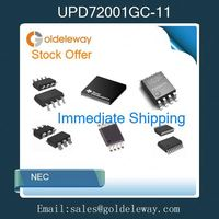 UPD72001GC, QFP52 MOS INTEGRATED CIRCUIT