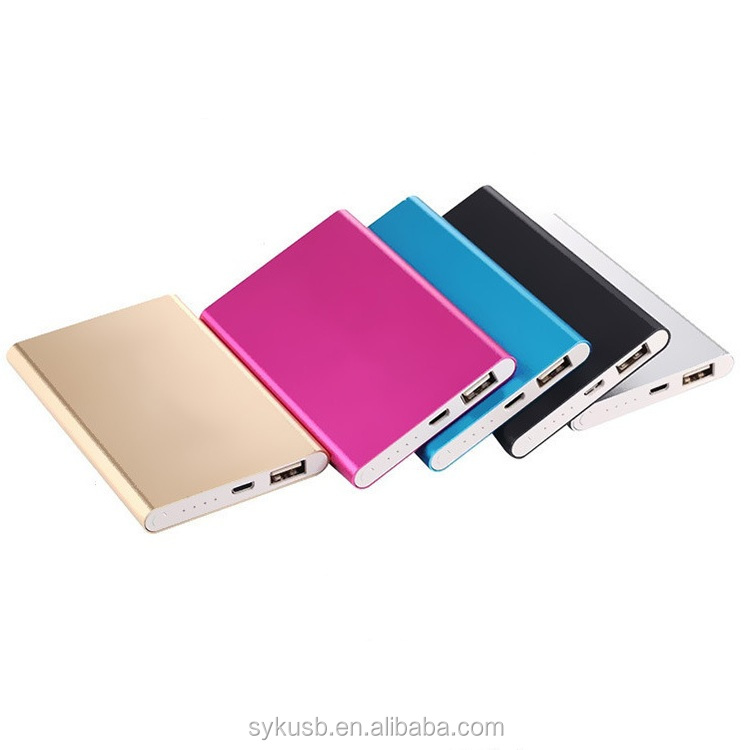 Super Thin Mobile Charger Power Bank