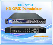 Dvb-s2 mpeg4 hd receiver/digital headend product