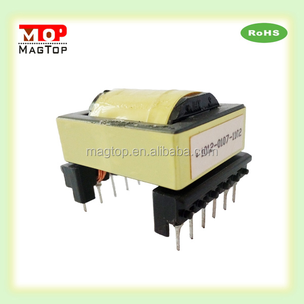 EER Type Electric Power Step Down High Frequency Transformer
