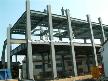 Brand new prefabricated high rise steel building from STL