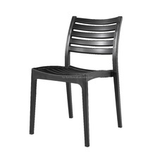 Wholesales high quality outdoor PP plastic pro garden chair