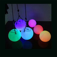 Led Poi Ball Light Up Ball