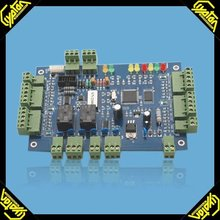 Two-door RS232/RS485 Security Door Access Control Board