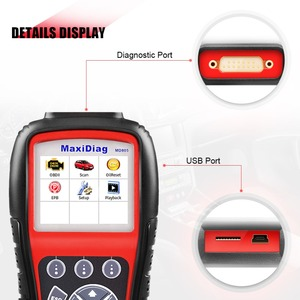 maxidiag md 802