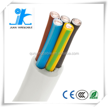 CE VDE Approved HAR European Low Smoke Zero Halogen cable LSZH H07ZZ-F flexible electrical cable