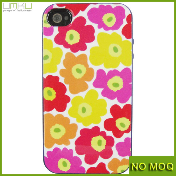 High quality custom print case for iphone 5S