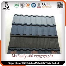 Factory Price Roofing Building Material Stone Coated Roof Tile