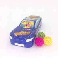 Car Shape Gift Tin Box